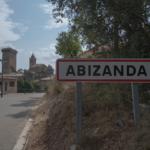 Cartel nomenclátor Abizanda