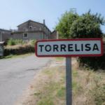 Cartel pueblo Torrelisa