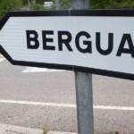 foto Cartel nomenclátor Bergua