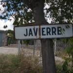 Foto Cartel nomenclátor Javierre de Olsón