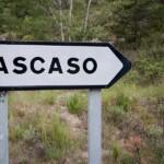 Foto Cartel nomenclátor Ascaso