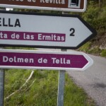 Foto Cartel nomenclátor Tella