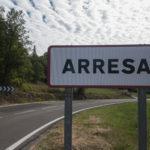 cartel nomenclator Arresa