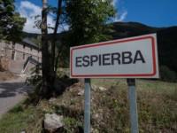Cartel nomenclator Espierba