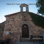 Fachada de la ermita Virgen del pilar