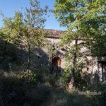 Fachada de la ermita de la Virgen de la Sierra