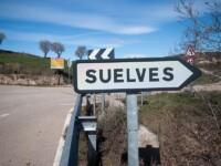 Foto Cartel nomenclátor Suelves