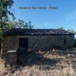 Fachada de la ermita de San Antonio en Partara