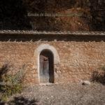 Fachada de la ermita de San Martín