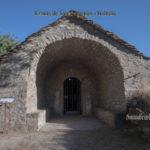 Fachada de la ermita de San Sebastián