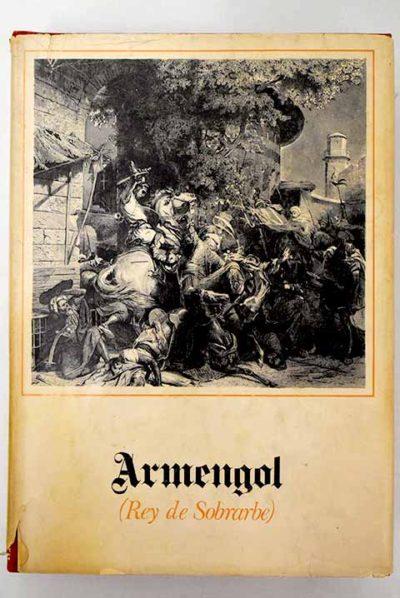 Libro Armengol Sobrecubierta de 1971