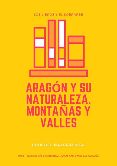 cartel 1995 libro montanas y valles de 1995