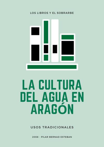 cartel libro cultura del agua de 2008