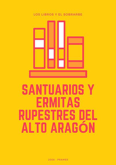 cartel Libro Santuarios Y Ermitas Rupestres de 2008