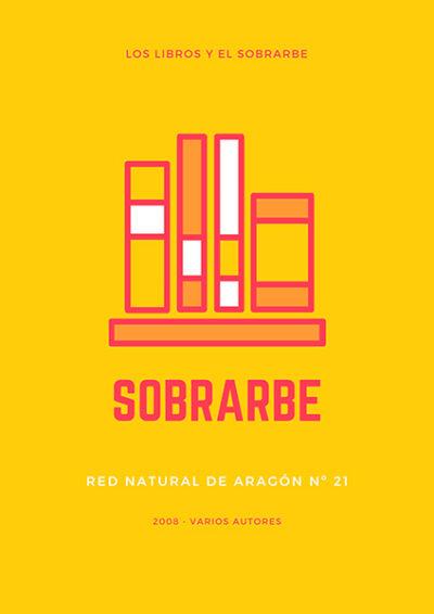 cartel Libros Sobrarbe Red Natural Aragon de 2008
