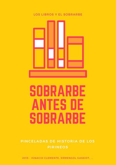 Libro Sobrarbe Antes Sobrarbe de 2014