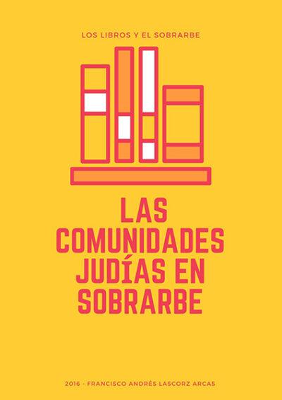 cartel Libro Comunidades Judias Sobrarbe de 2016