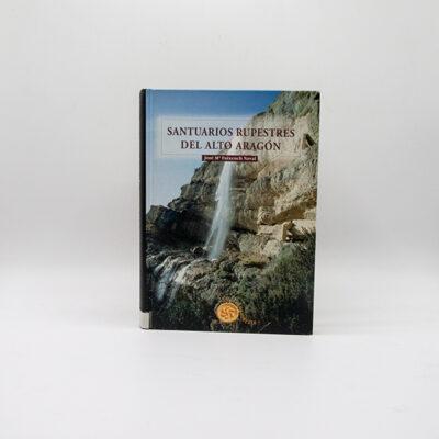 foto portada libro santuarios rupestre alto aragon