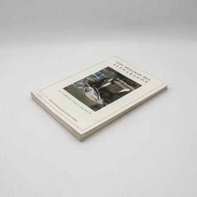 foto suelopagina libro molinos altoaragon