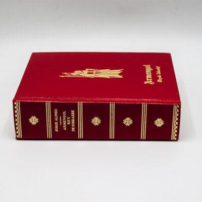 foto lomo libro armengol