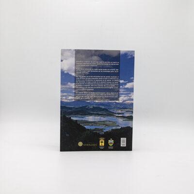 cartel Libro Comunidades Judias Sobrarbe Contraportada
