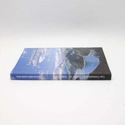 cartel Libro Comunidades Judias Sobrarbe Lomo