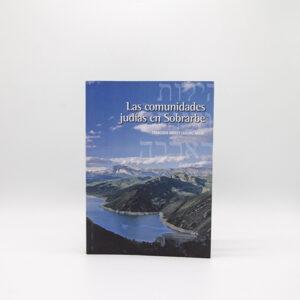 cartel Libro Comunidades Judias Sobrarbe Portada