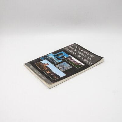 cartel libro dichos refranes se hablan aragon suelopaginas
