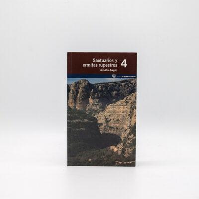 Libro Ermitas Santuarios Sobrarbe Portada