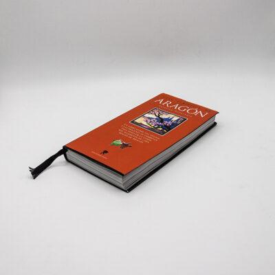 foto suelopagina libro guia turisitca aragon