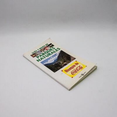 cartel libro guia mapa parques naturales suelolomo