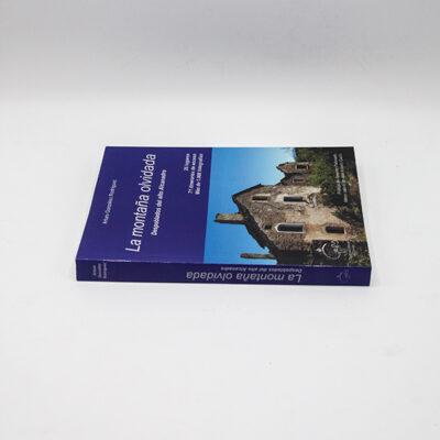 libro montana olvidada lomo