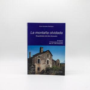 cartel libro montana olvidada portada