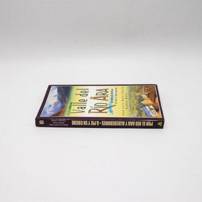 cartel libro por el valle del ara lomo