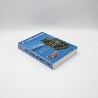 cartel libro protohistoria sobrarbe suelolomo