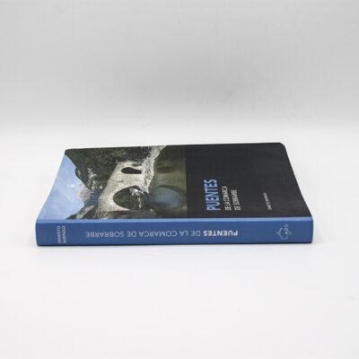 cartel libro puentes comarca sobrarbe lomo
