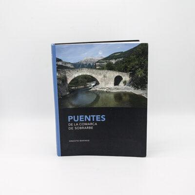 cartel libro puentes comarca sobrarbe portada