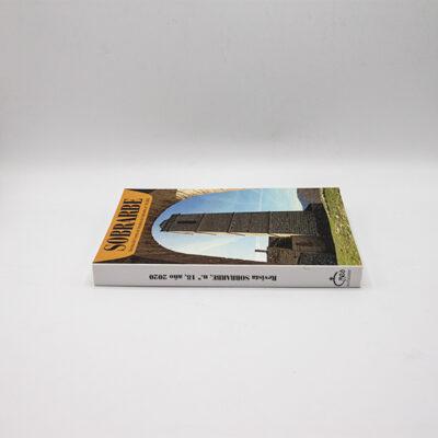 cartel libro revista ces 2020 n18 lomo