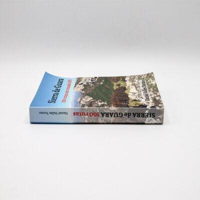 cartel Libro Sierra Guara Cienrutas Lomo