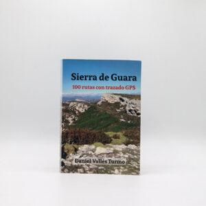 cartel Libro Sierra Guara Cienrutas Portada