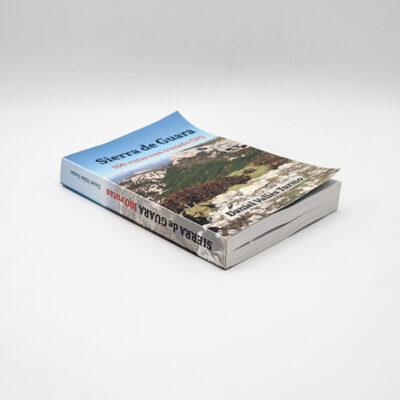 cartel Libro Sierra Guara Cienrutas Suelolomo