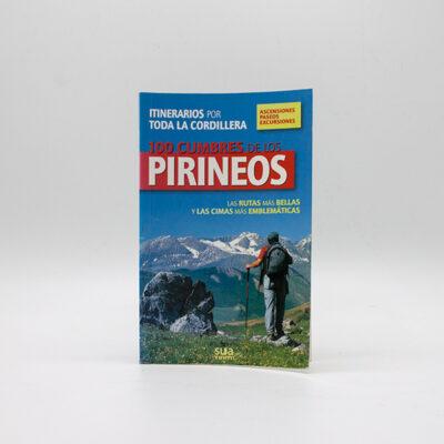 ibro 100 Cumbres De Los Pirineos Portada