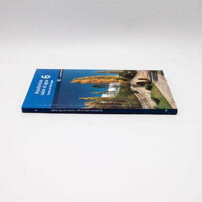 cartel Libro Arquitectura Agua Lomo