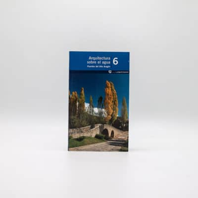 cartel Libro Arquitectura Agua Portada