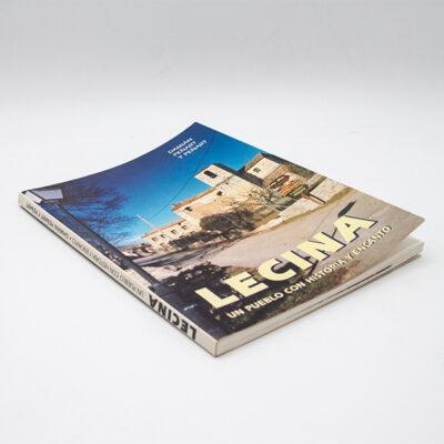 Libro Lecina Lomosuelo
