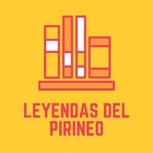 portada Libro Leyendas del Pirineo - 1994