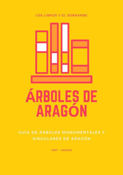 Libro Árboles de Aragón