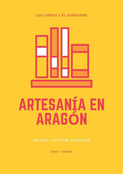 Libro Artesanía en Aragón - 2007