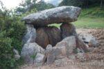 Foto dolmen tella sobrarbe