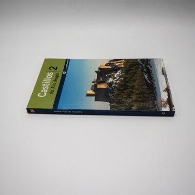 lomo Libro Castillos Alto Aragón